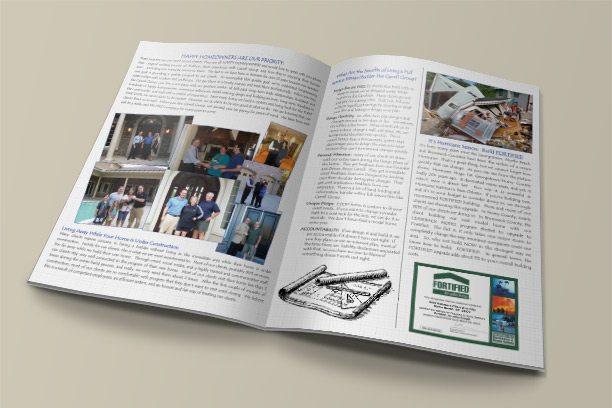Fall 2012 25th Anniversary Newsletter, Volume II - Custom Home Builder Myrtle Beach: Carrell Group