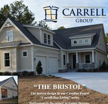 "Carrell Group hosts open house at our newest model home...""The Bristol"""