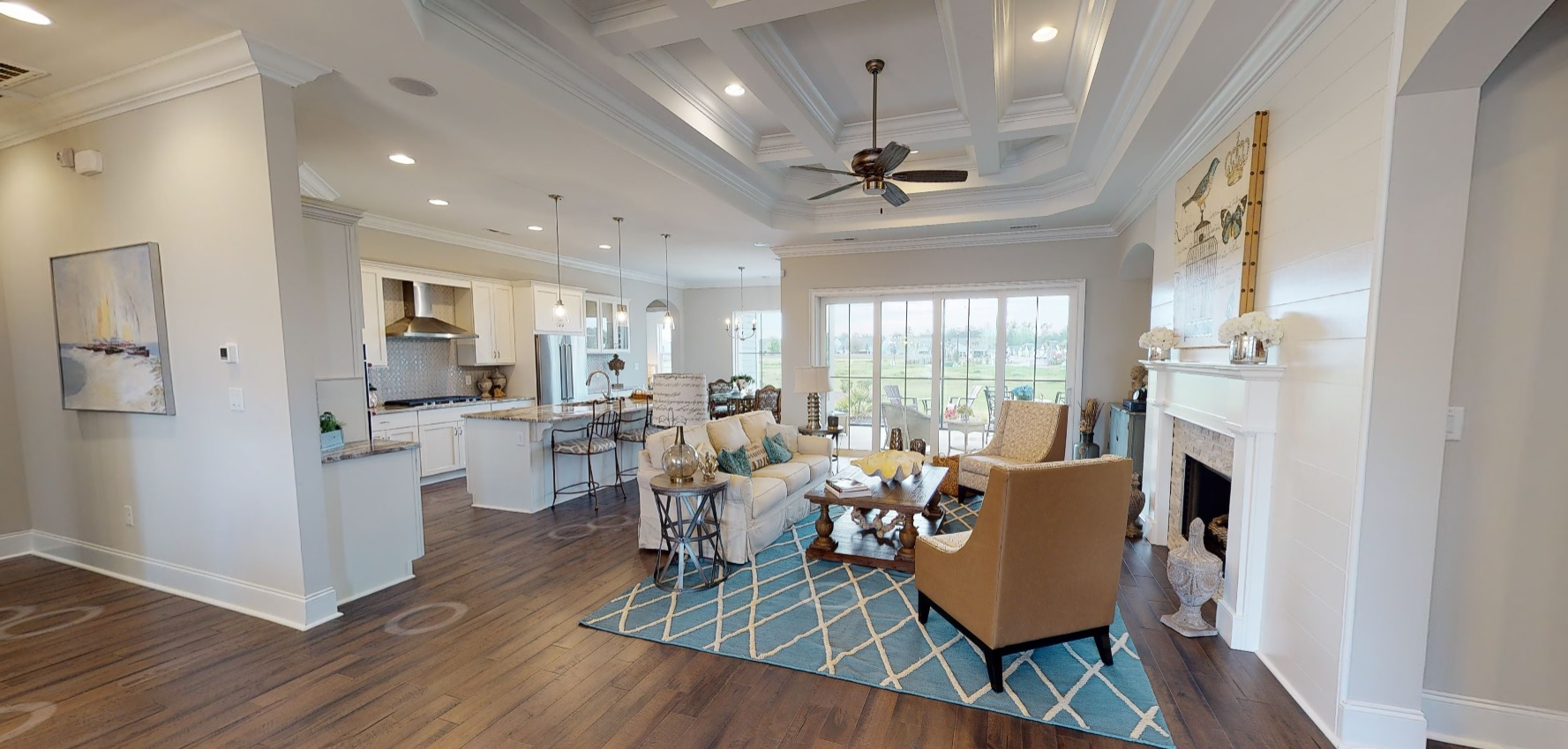 Virtual Tour of our Brookdale Model