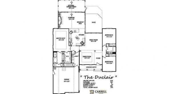 duclair floor